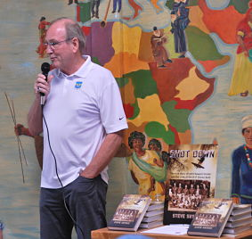 Steve Snyder, Author