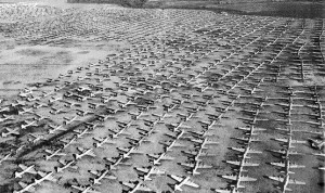 Kingman Army Air Field, Arizona 1946