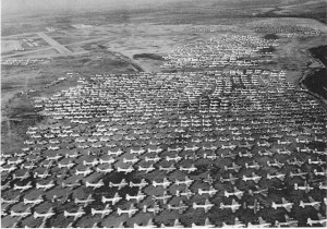 Walnut Ridge Air Field, Arkansas 1945