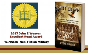 John E Weaver Award