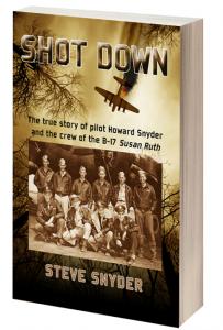 Shot Down by Steve Snyder