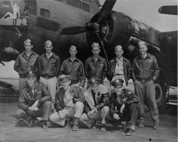Crew of the B-17 Susan Ruth