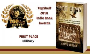 Top Shelf 2018 First Place Award