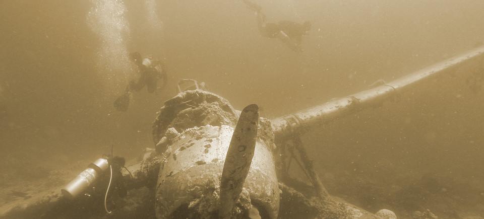 Deep Dive into World War II